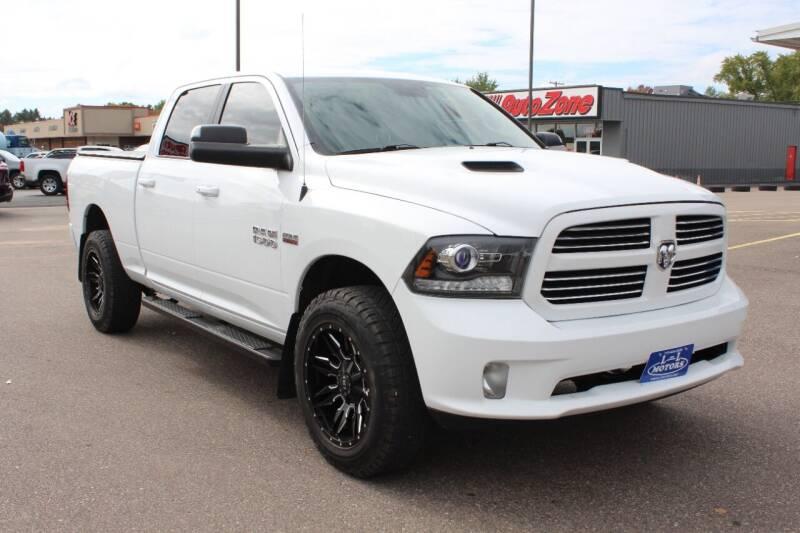 2017 RAM Ram Pickup 1500 for sale at L & L MOTORS LLC - REGULAR INVENTORY in Wisconsin Rapids WI
