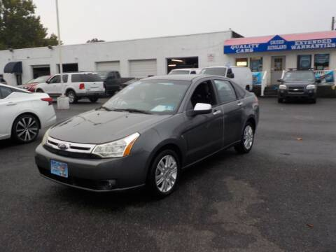 2010 Ford Focus for sale at United Auto Land in Woodbury NJ