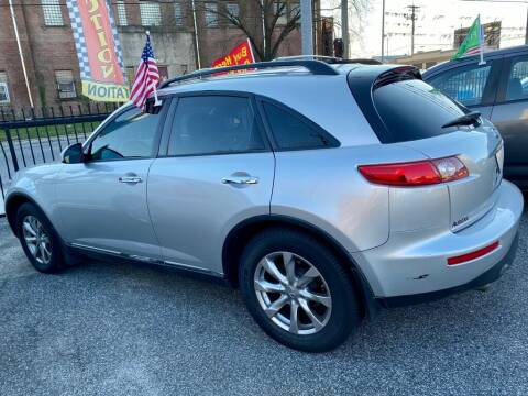 2007 Infiniti FX35 for sale at i3Motors in Baltimore MD