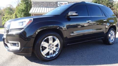 2013 GMC Acadia for sale at Driven Pre-Owned in Lenoir NC