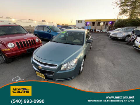2009 Chevrolet Malibu for sale at Mix Cars in Fredericksburg VA