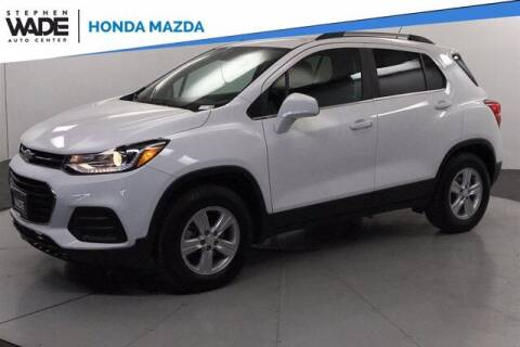 2020 Chevrolet Trax for sale at Stephen Wade Pre-Owned Supercenter in Saint George UT