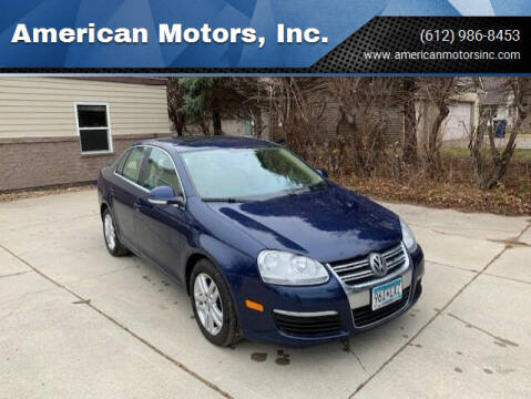2006 Volkswagen Jetta for sale at American Motors, Inc. in Farmington MN