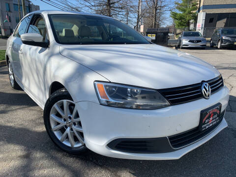 2014 Volkswagen Jetta for sale at JerseyMotorsInc.com in Teterboro NJ