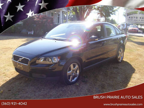 2006 Volvo S40 for sale at Brush Prairie Auto Sales in Battle Ground WA