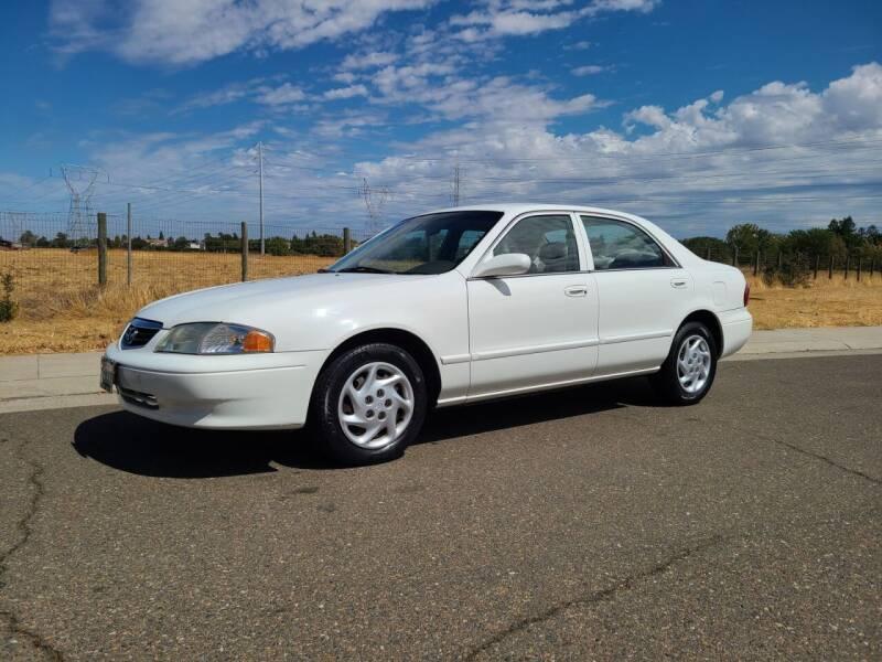 2000 Mazda 626 for sale in Sacramento, CA