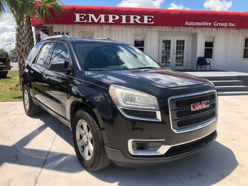 2015 GMC Acadia for sale at Empire Automotive Group Inc. in Orlando FL