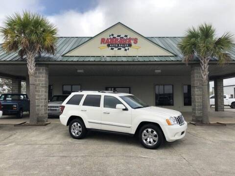 2010 Jeep Grand Cherokee for sale at Rabeaux's Auto Sales in Lafayette LA