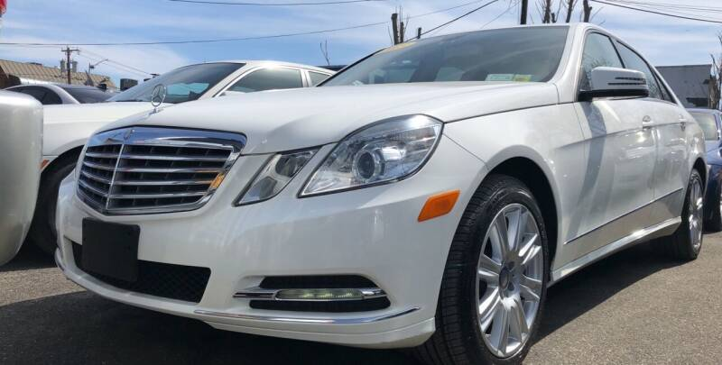 2013 Mercedes-Benz E-Class for sale at OFIER AUTO SALES in Freeport NY