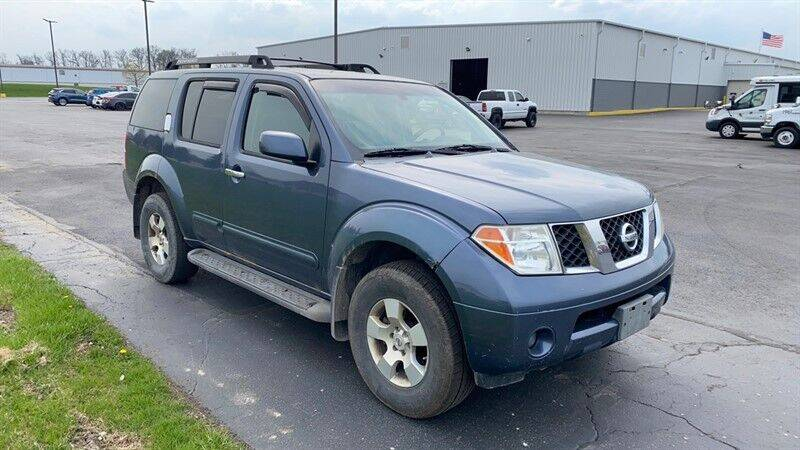2006 Nissan Pathfinder for sale at WEINLE MOTORSPORTS in Cleves OH