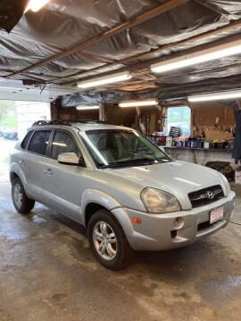 2007 Hyundai Tucson for sale at Lavictoire Auto Sales in West Rutland VT