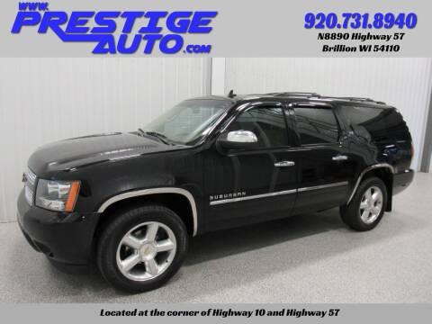 2012 Chevrolet Suburban for sale at Prestige Auto Sales in Brillion WI