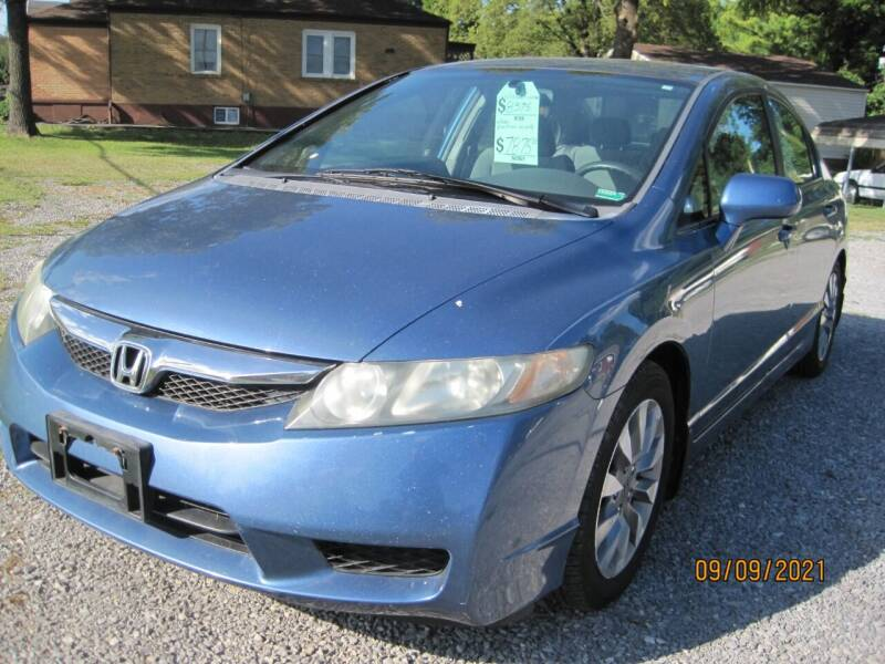 2010 Honda Civic for sale at Lang Motor Company in Cape Girardeau MO