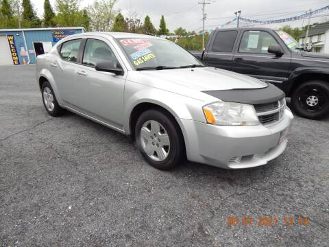 2008 Dodge Avenger for sale at Dave's Auto Connection LLC in Etters PA