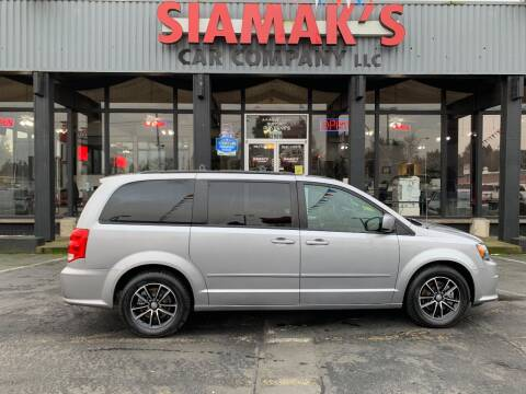 2017 Dodge Grand Caravan for sale at Siamak's Car Company llc in Salem OR