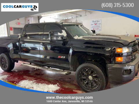 2016 Chevrolet Silverado 2500HD for sale at Cool Car Guys in Janesville WI