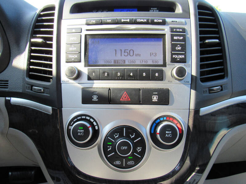 2009 Hyundai Santa Fe GLS 4dr SUV 4A - Neenah WI