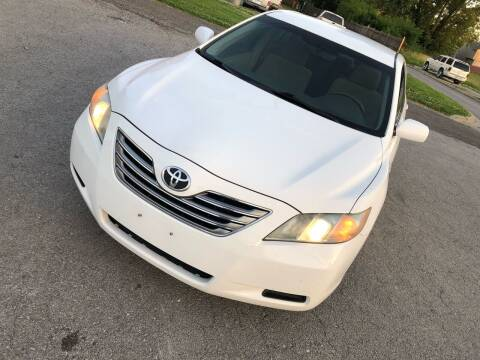 2009 Toyota Camry Hybrid for sale at Supreme Auto Gallery LLC in Kansas City MO
