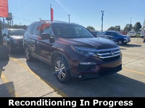 2017 Honda Pilot for sale at Jeff Drennen GM Superstore in Zanesville OH