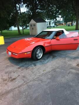 1990 Chevrolet Corvette for sale at Arak Auto Group in Bourbonnais IL