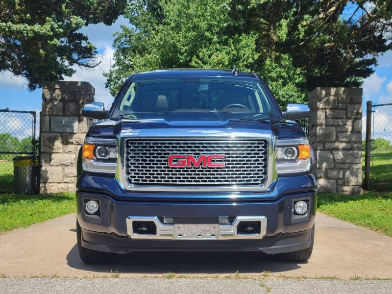 2015 GMC Sierra 1500 for sale at Blue Ridge Auto Outlet in Kansas City MO