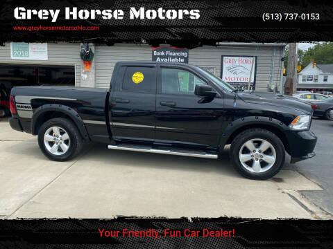 2013 RAM Ram Pickup 1500 for sale at Grey Horse Motors in Hamilton OH