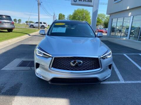 2020 Infiniti QX50 for sale at Bayird Truck Center in Paragould AR
