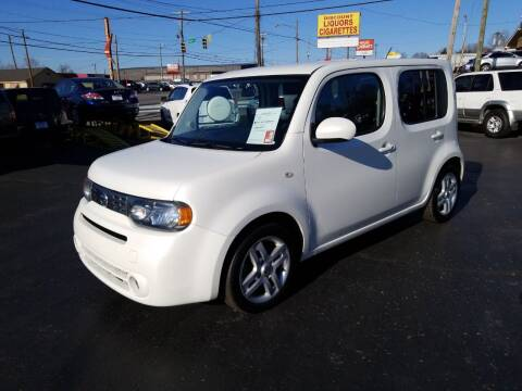 2013 Nissan cube for sale at Rucker's Auto Sales Inc. in Nashville TN