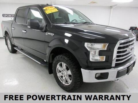 2016 Ford F-150 for sale at Sports & Luxury Auto in Blue Springs MO