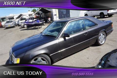 1988 Mercedes-Benz 300-Class for sale at The Dealer in Fremont CA