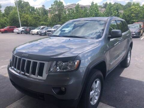 2013 Jeep Grand Cherokee for sale at Planet Automotive Group in Charlotte NC