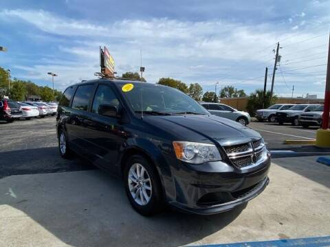 2014 Dodge Grand Caravan for sale at Used Cars of SWFL in Fort Myers FL