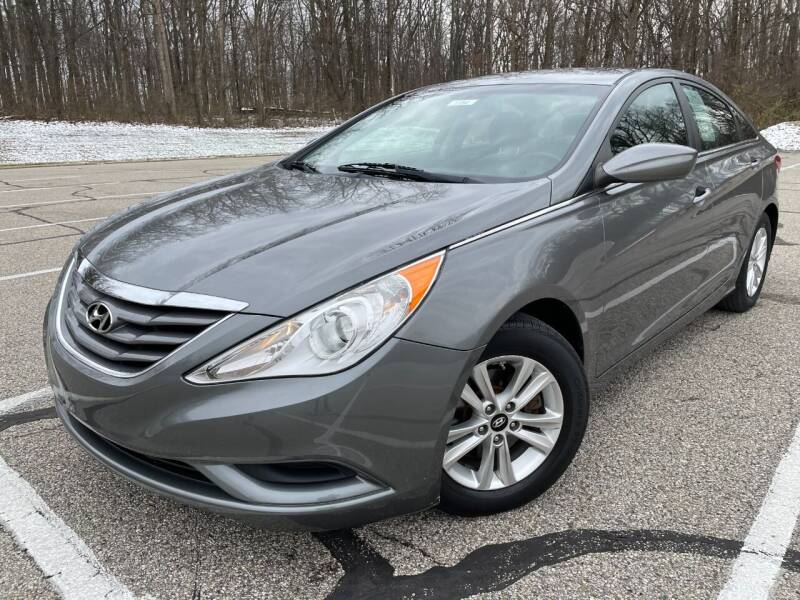 2013 Hyundai Sonata for sale at Lifetime Automotive LLC in Middletown OH