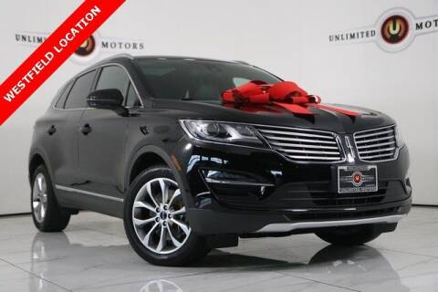 2018 Lincoln MKC for sale at INDY'S UNLIMITED MOTORS - UNLIMITED MOTORS in Westfield IN