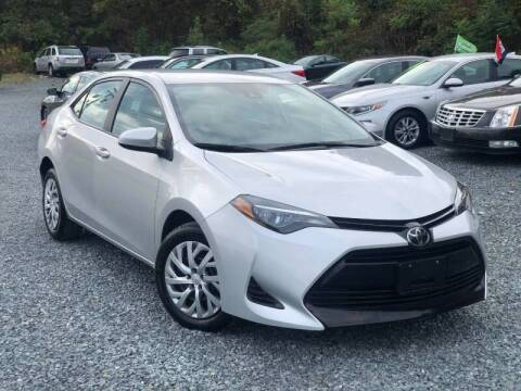 2019 Toyota Corolla for sale at A&M Auto Sales in Edgewood MD