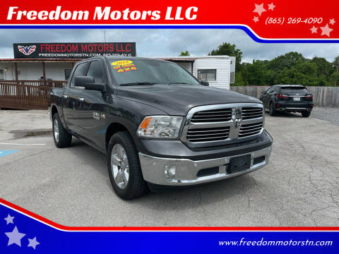 2018 RAM Ram Pickup 1500 for sale at Freedom Motors LLC in Knoxville TN