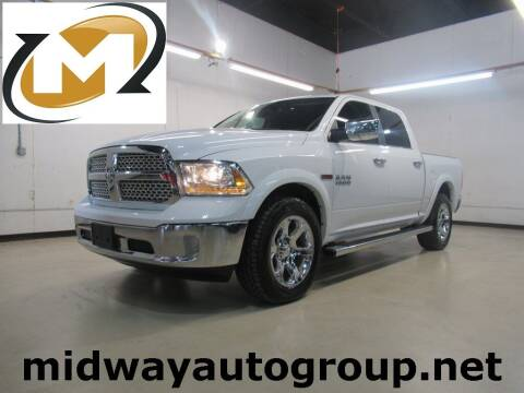 2018 RAM Ram Pickup 1500 for sale at Midway Auto Group in Addison TX