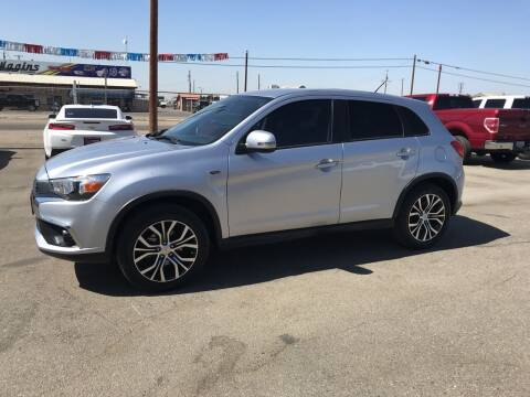 2016 Mitsubishi Outlander Sport for sale at First Choice Auto Sales in Bakersfield CA