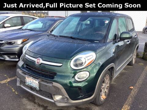 2014 FIAT 500L for sale at Royal Moore Custom Finance in Hillsboro OR