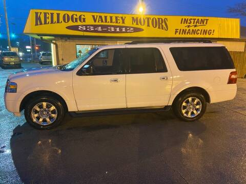 2013 Ford Expedition EL for sale at Kellogg Valley Motors in Gravel Ridge AR