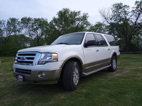2014 Ford Expedition EL for sale at LA PULGA DE AUTOS in Dallas TX