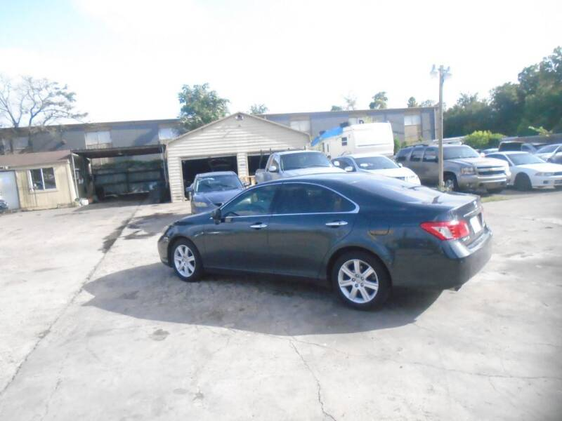 2008 Lexus ES 350 4dr Sedan - Houston TX