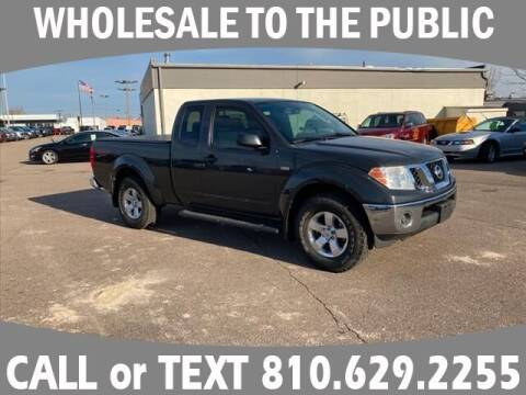2010 Nissan Frontier for sale at Lasco of Grand Blanc in Grand Blanc MI