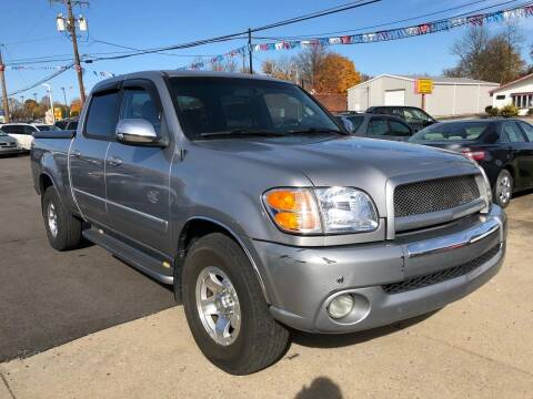 2004 Toyota Tundra for sale at Wise Investments Auto Sales in Sellersburg IN