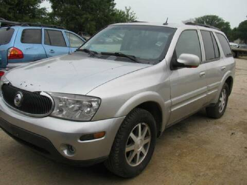2004 Buick Rainier for sale at Carz R Us 1 Heyworth IL in Heyworth IL