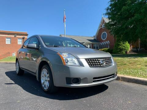 2007 Nissan Sentra for sale at Automax of Eden in Eden NC