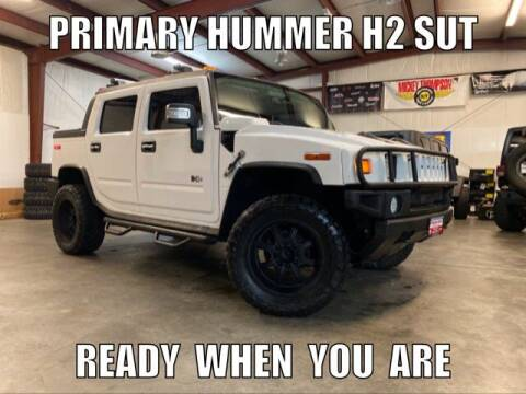 2007 HUMMER H2 SUT for sale at Primary Auto Group in Dawsonville GA