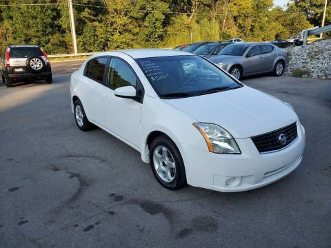 2009 Nissan Sentra for sale at DISCOUNT AUTO SALES in Johnson City TN