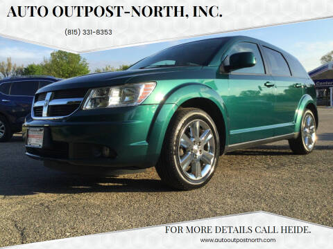 2009 Dodge Journey for sale at Auto Outpost-North, Inc. in McHenry IL