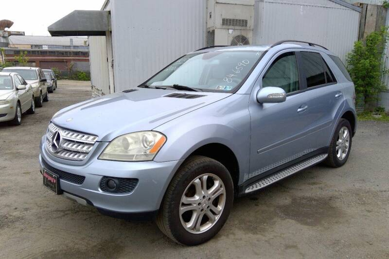 2006 Mercedes-Benz ML350 for sale at Philadelphia Public Auto Auction in Philadelphia PA